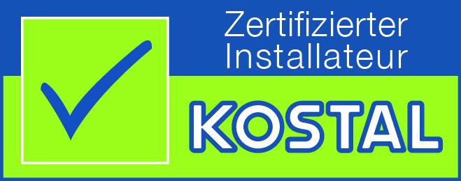 Zertifizierter Installateur - Kostal Elektro-Installation Panne GmbH in Halver